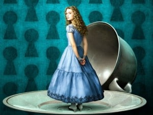 Alice in Wonderland syndrome