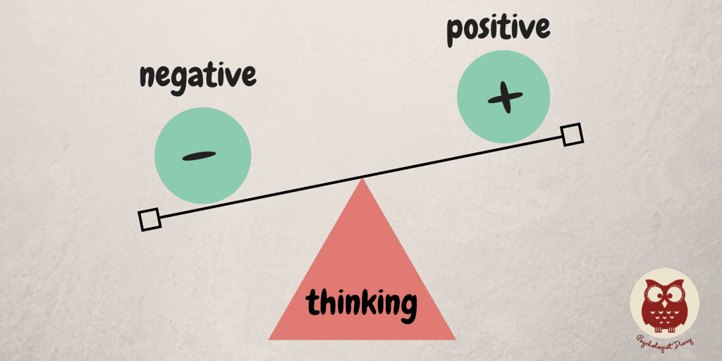 How to change your thinking from negative to positive