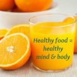 Healthy food to boost your mental health
