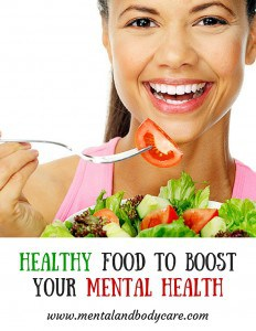 Healthy food to boost your mental health picture