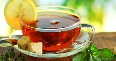 Mental benefits of tea