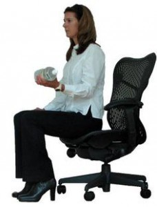 Office workout plans with water bottle, exercise routines.