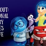 Inside Out:  An Amazing Story About The Emotions