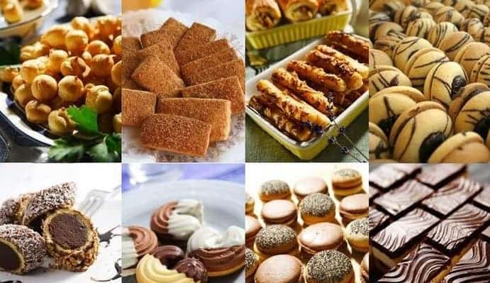 cookies and cakes - unnecessary calories
