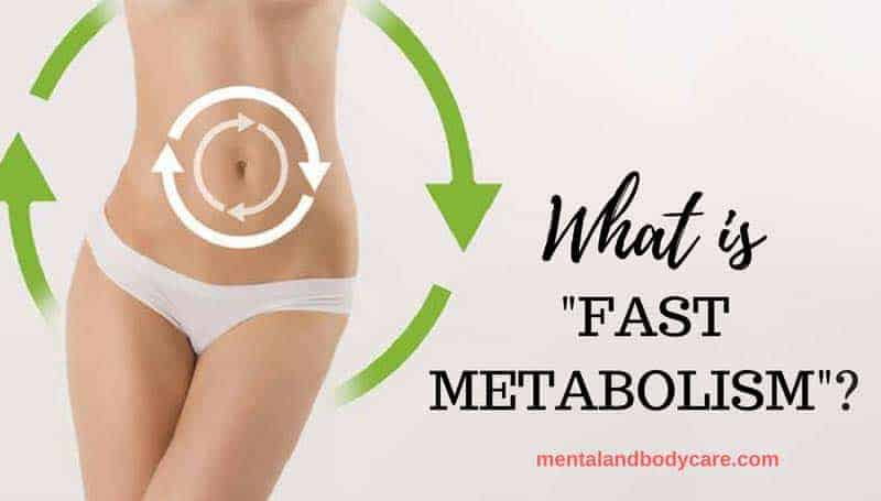 what is fast metabolism